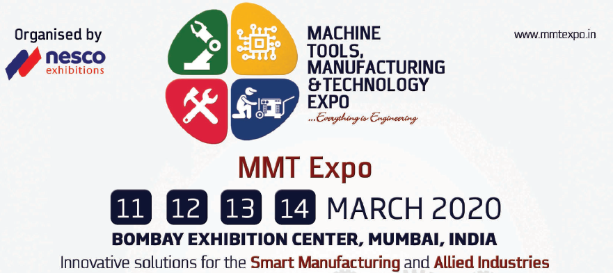 Machine Tools, Manufacturing and Technology (MMT) Expo 2020
