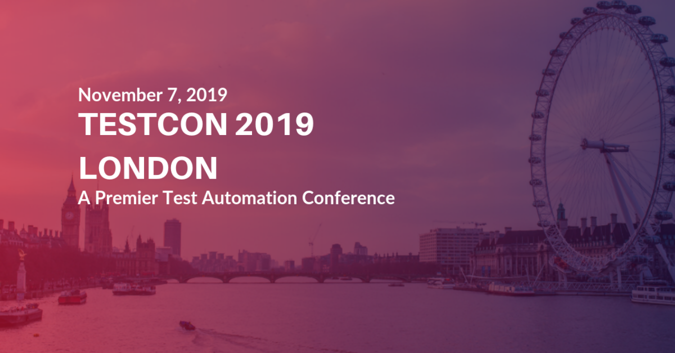 Software Test Automation Conference | Testcon London