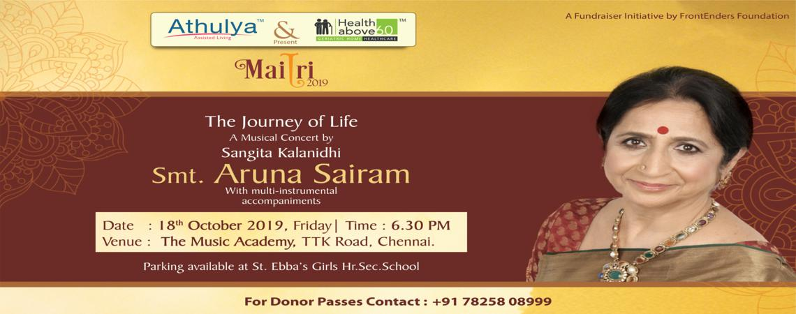 Maitri - The Journey of Life | Music Academy | FrontEnders Foundation