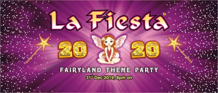 LA FIESTA New Year Eve