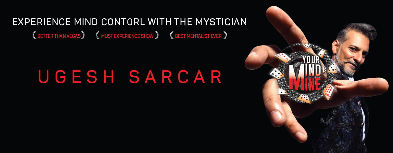 Ugesh Sarcar's Your Mind is Mine