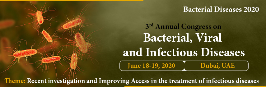 3rd Annual Conference on Bacterial, Viral and Infectious Diseases