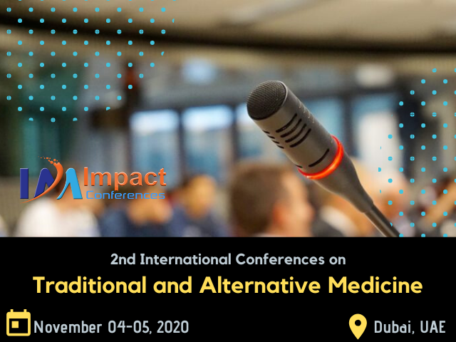 2nd Traditional & Alternative Medicine | Impact Conferences