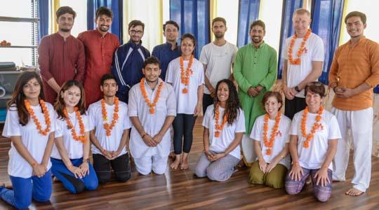 200 Hour Yoga Teacher Training Course 2020 - Rishikesh Yogkulam