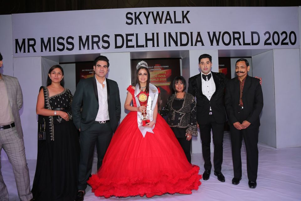 Mrs India 2021 Registration Date