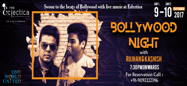 Bollywood Night Live Music Festival