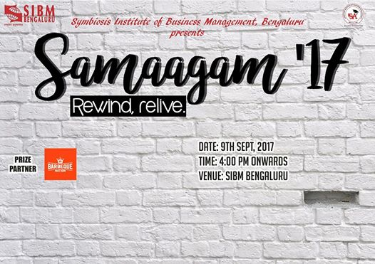 Samaagam2017