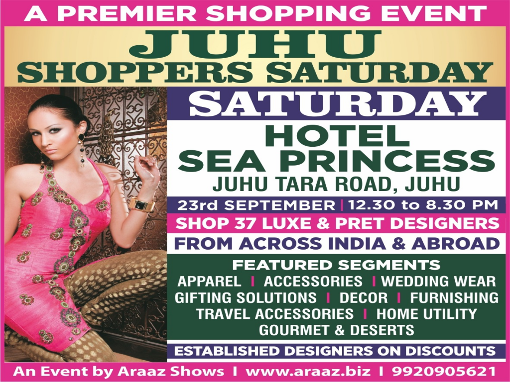 Diwali Edition Juhu Shoppers Saturday