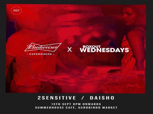 Budweiser X Boxoutfm Wednesdays