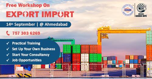 IMport export free seminar