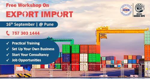 IMPORT EXPORT WORKSHOP