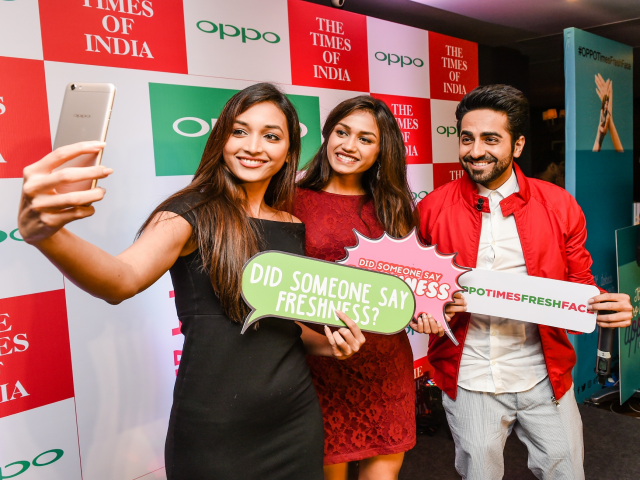 10th Edition of OPPO Times Fresh Face 2017 comes to Delhi
