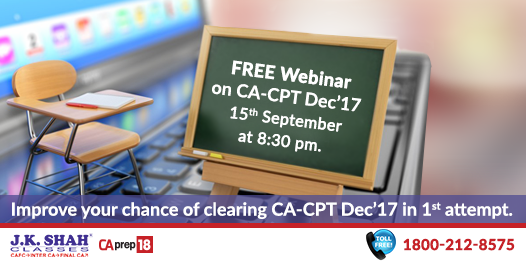 Free Live Webinar - Are you ready for CPT Dec 2017?