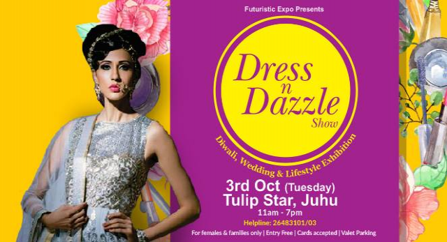 Dress N Dazzle Show - Diwali, Wedding & Lifestyle Exhibition