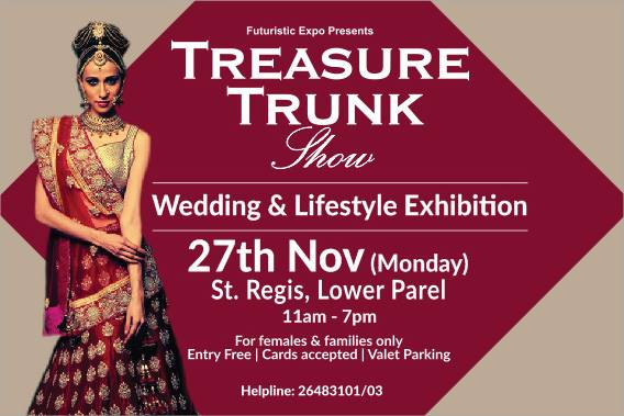 Treasure Trunk Show - Wedding &Lifestyle Exhibition