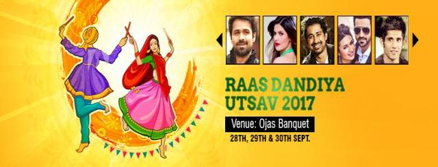 Raas Dandiya Utsav