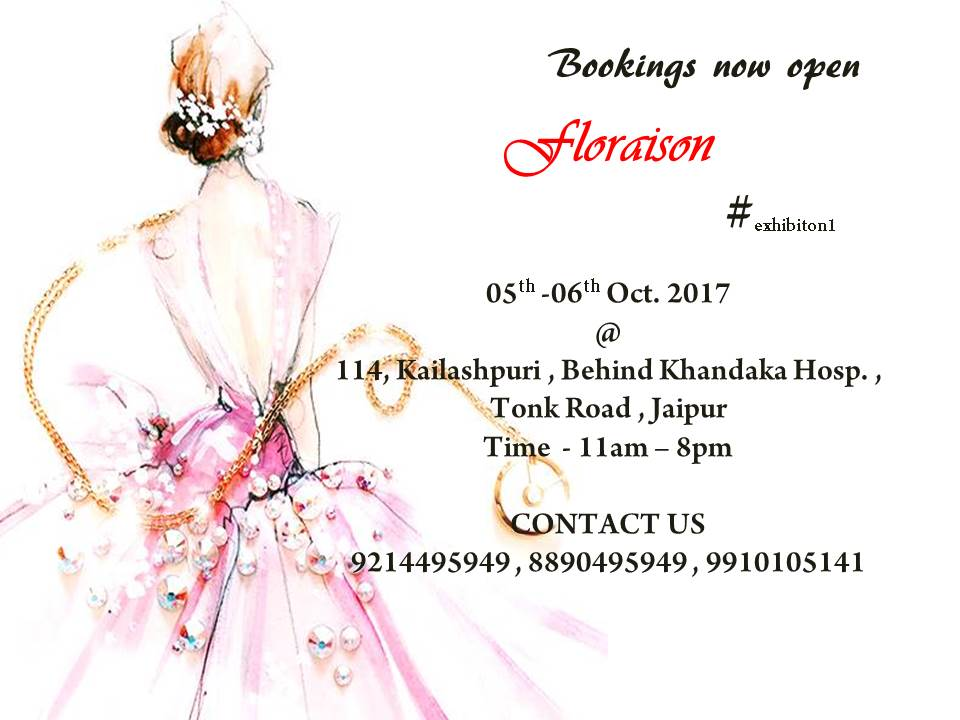 Florasion Diwali exhibition