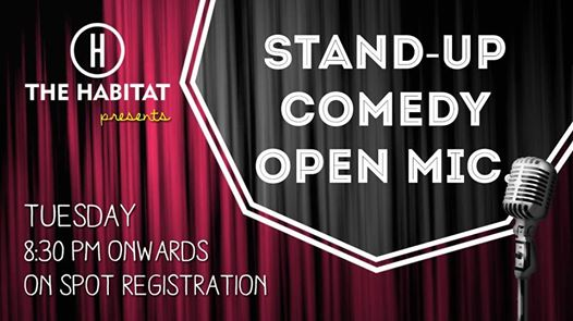 32nd Standup Comedy Open Mic
