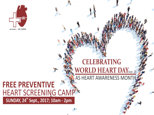Free Preventive Heart Screening Camp