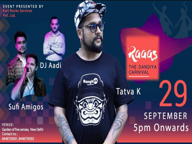 Raaas - The Dandiya Carnival
