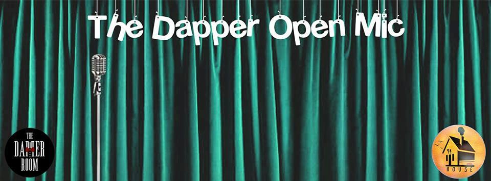 The Dapper Room Open Mic - 16