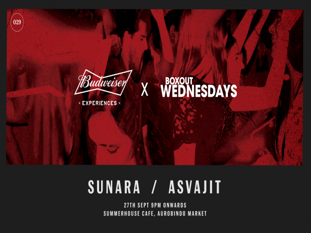 Budweiser x Boxout.fm Wednesdays