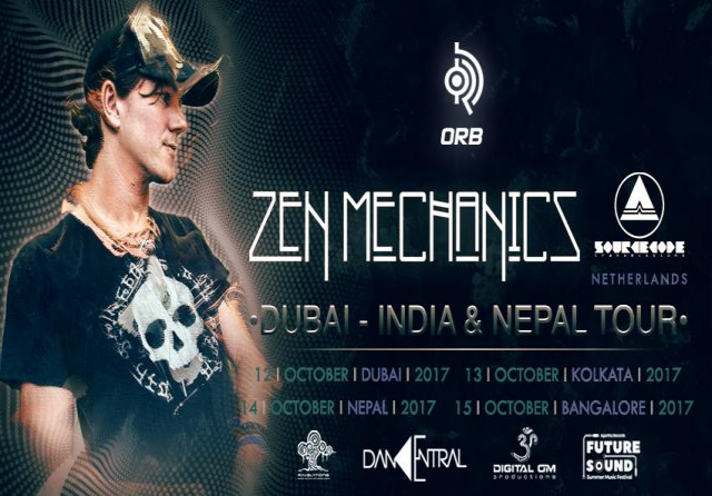Zen Mechanics I Dubai India Nepal I Tour Oct 2017