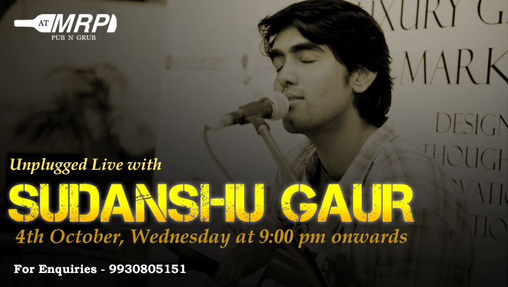 Unplugged Live with Sudhanshu Gaur