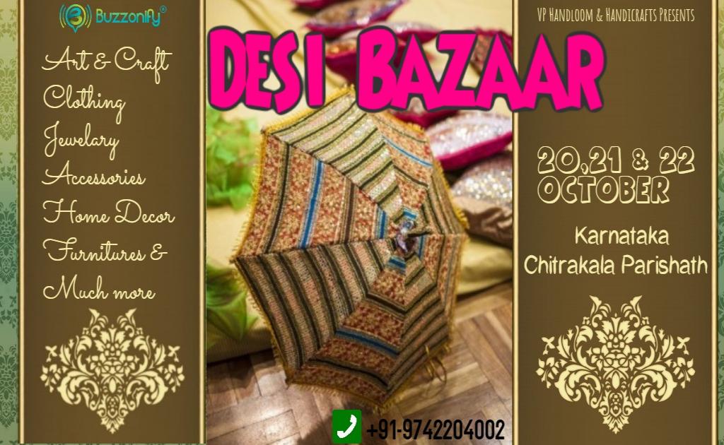 Desi Bazaar-Shop in Desi Style