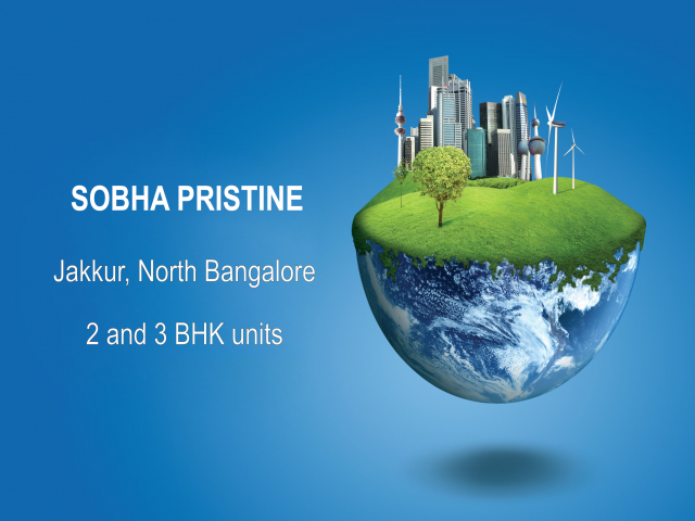 Sobha Pristine Luxury Apartments in Bangalore