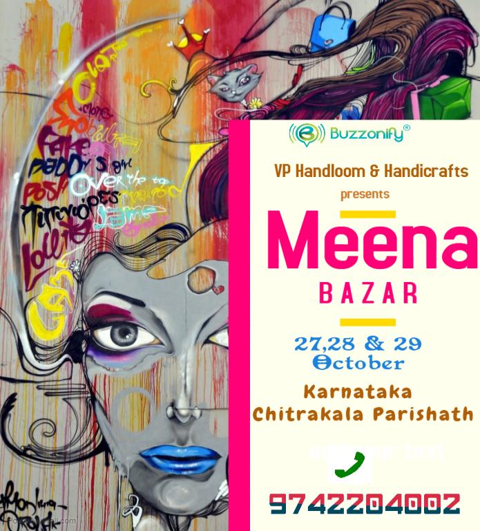 Meena Bazaar-Happy Shopping