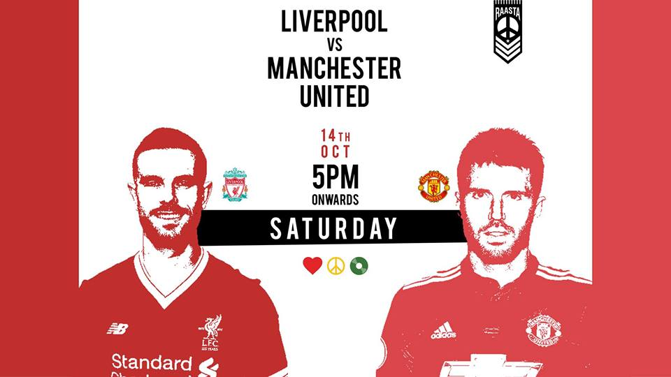 Liverpool v Manchester United - Live Screening