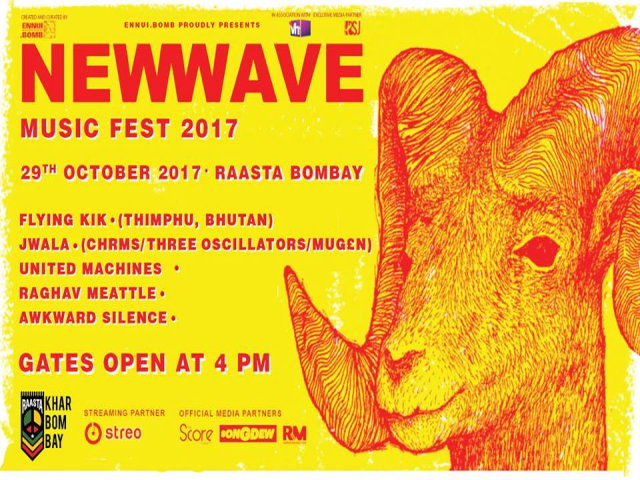 New Wave Asia 2017- Raasta Bombay