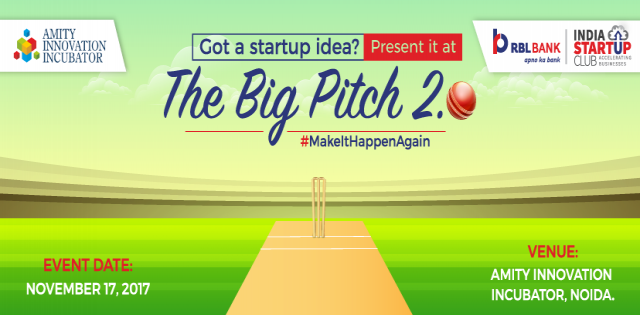 The Big Pitch 2.0