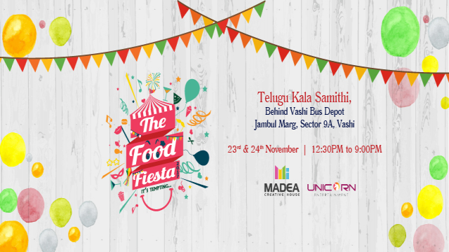 The Food Fiesta 2017