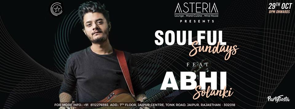 Asteria - Soulful Sundays ft. Abhi Solanki