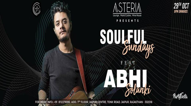 Asteria - Soulful Sundays ft. Abhi Solanki