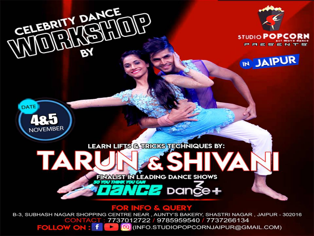 Celebrity Dance Workshop