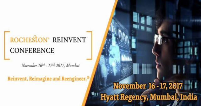 Rocheston Reinvent Conference 2017