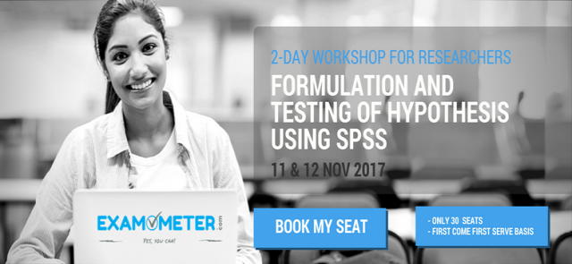 Formulation and Testing of Hypothesis Using SPSS