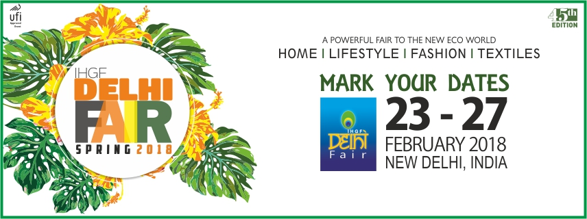 IHGF Delhi Fair Spring 2018