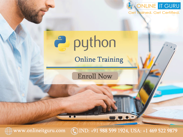 Python Online Training with Industry Experts