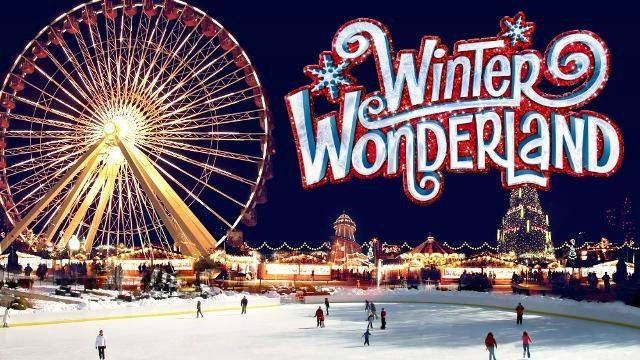 Free Event Winter Wonderland London