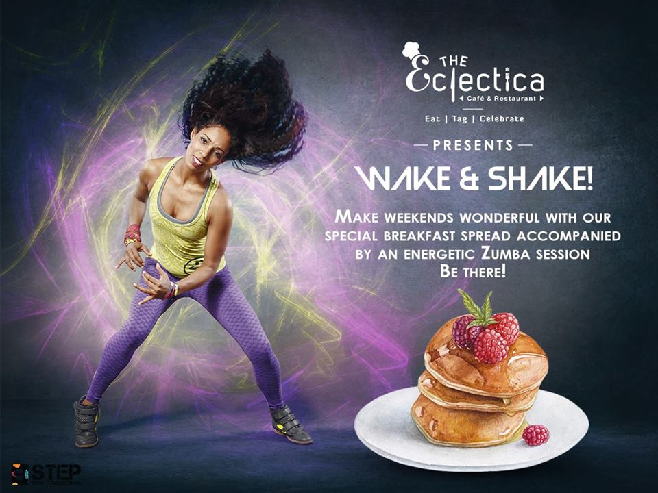 Wake & Shake - Hosted by The Eclectica Jaipur