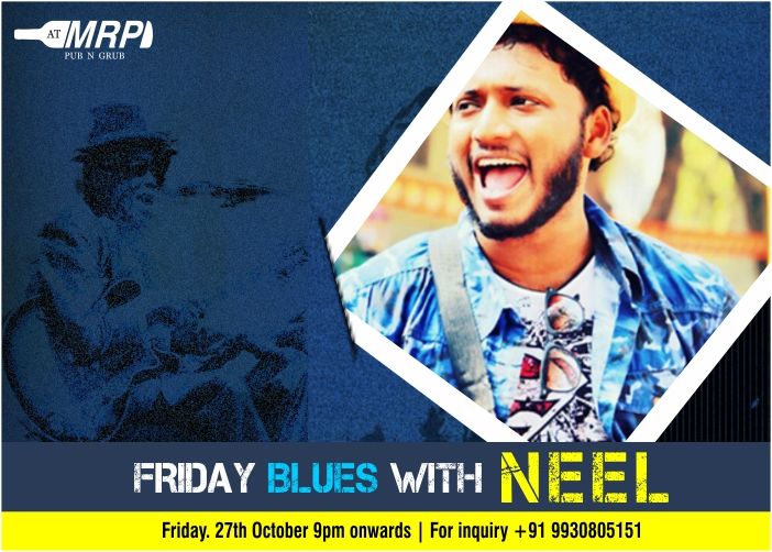 Friday Blues With Neel