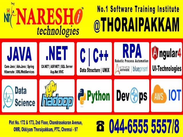 Software Training in Chennai