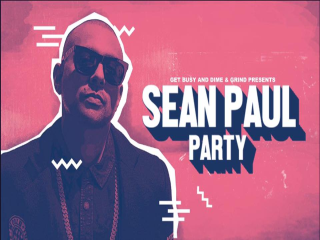 Sean Paul Party - London