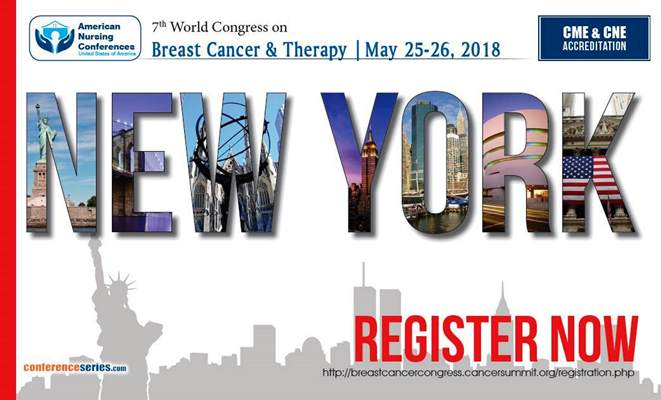 7th World Congress on Breast Cancer and Therapy 2018