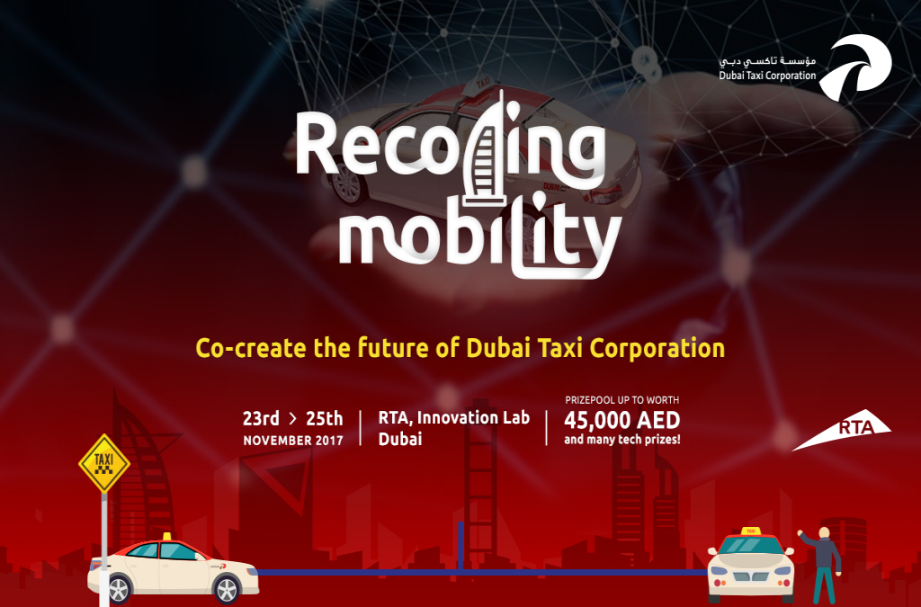 Recoding Mobility - Dubai Taxi Corporation Hackathon
