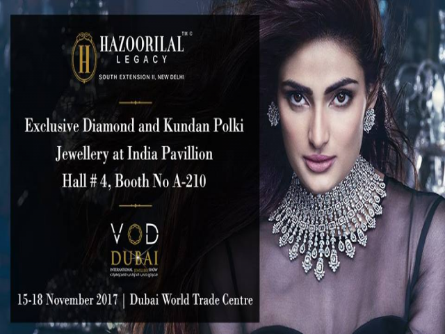 VOD Dubai International Jewellery Show